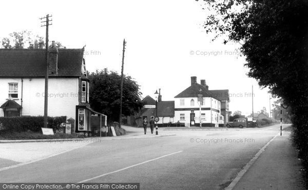 Photo of Lindford, the Village c1955