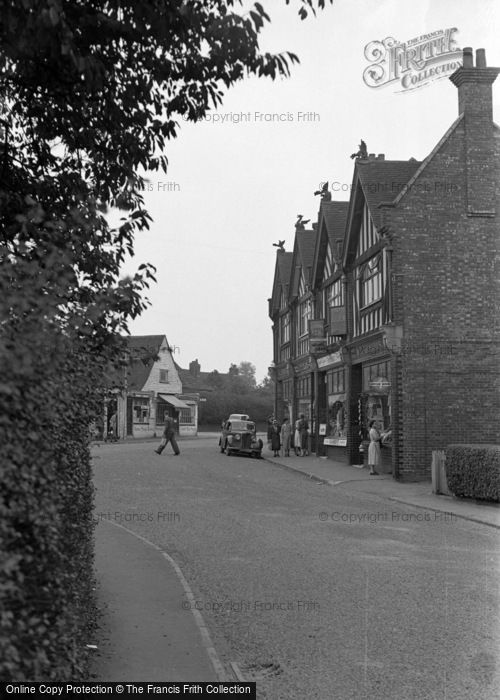 Photo of Lingfield, c.1952