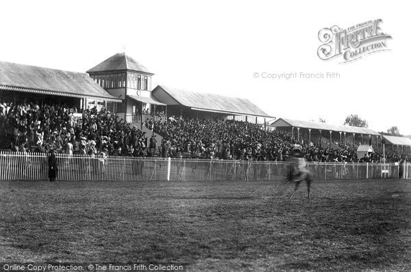 Photo of Lingfield, Grand Stand 1904