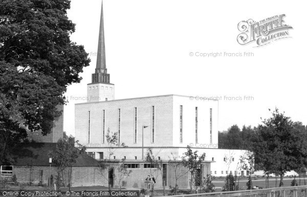 Photo of Lingfield, Mormon Church 1959