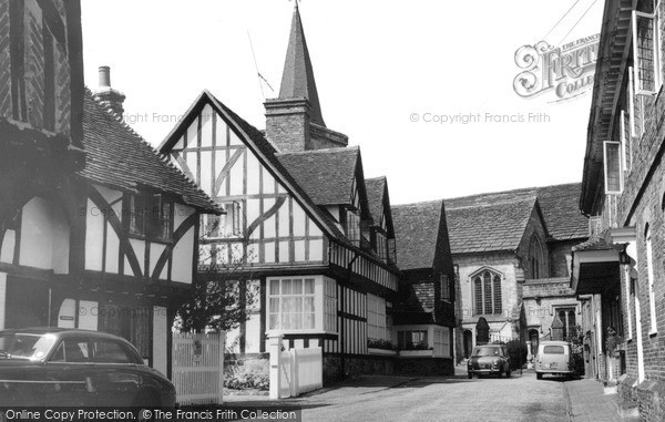 Photo of Lingfield, Old Lingfield 1964