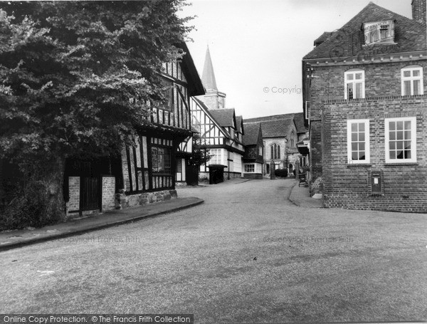 Photo of Lingfield, Old Town 1958