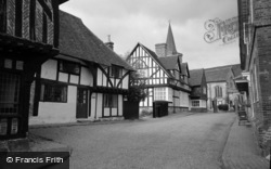 Lingfield, Old Town 1958