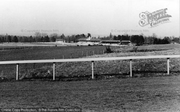 Photo of Lingfield, Racecourse 1951