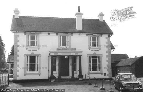 Photo of Lingfield, The Lingfield 1964