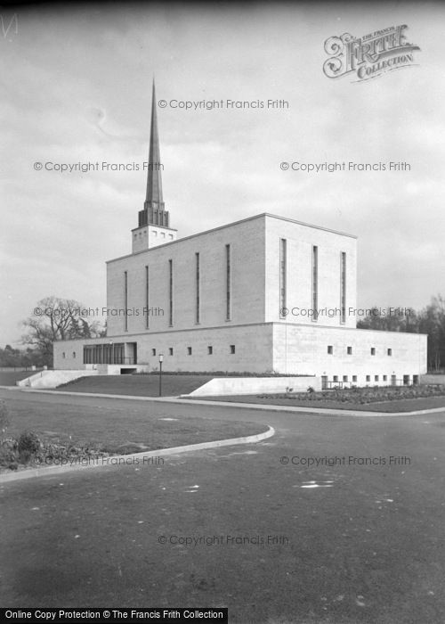 Photo of Lingfield, The Mormon Temple 1960