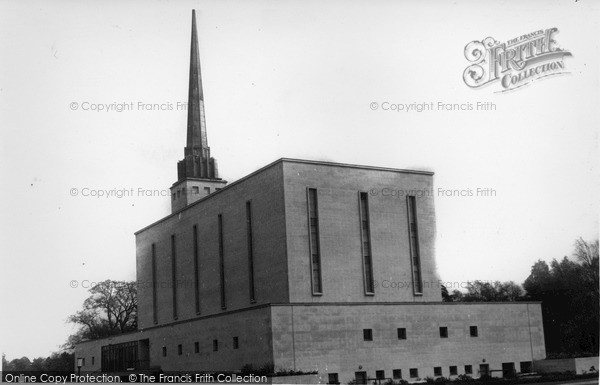 Photo of Lingfield, The Mormon Temple 1961