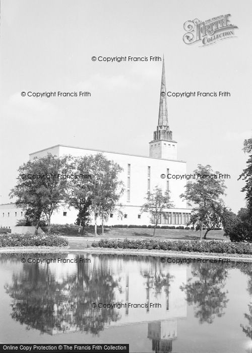 Photo of Lingfield, The Mormon Temple 1964
