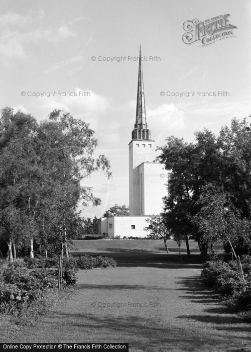 Photo of Lingfield, The Mormon Temple 1965