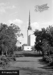 Lingfield, The Mormon Temple 1965