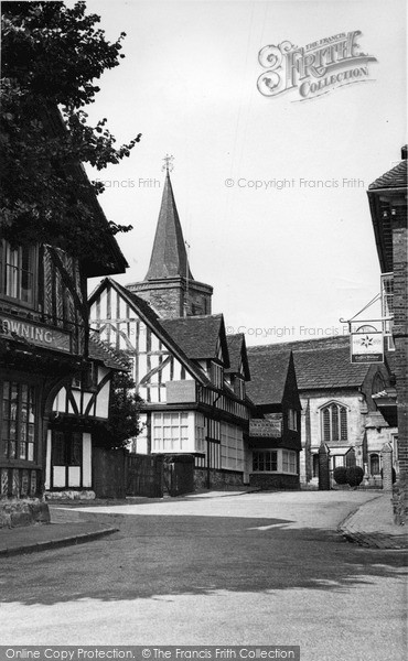 Photo of Lingfield, The Old Town 1952