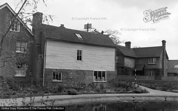 Photo of Lingfield, The Pond 1951
