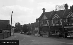 Lingfield, The Village 1952