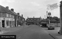 Lingfield, The Village 1955
