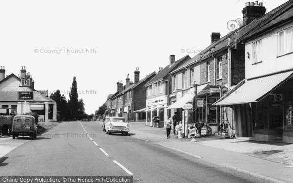 Photo of Lingfield, The Village 1964