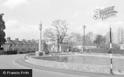 Lingfield, The Village c.1950