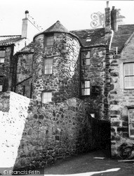 High Street c.1950, Linlithgow