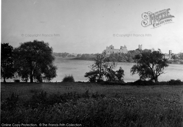 Photo of Linlithgow, Palace 1950
