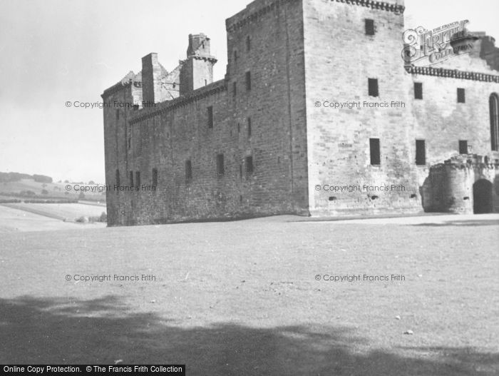 Photo of Linlithgow, Palace c.1950