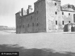 Palace c.1950, Linlithgow