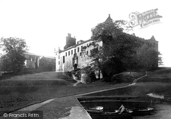 Palace From The Boat Station 1897, Linlithgow