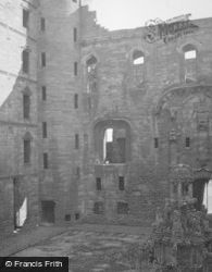 Palace, North East Tower c.1948, Linlithgow