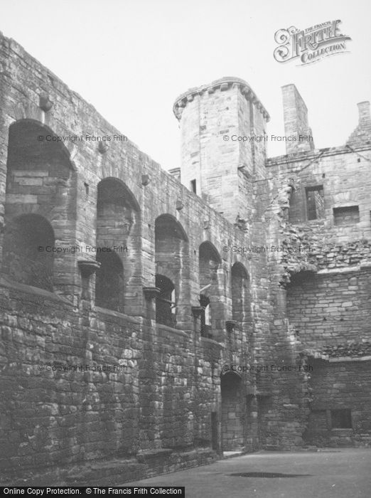Photo of Linlithgow, Palace, The Great Hall 1950