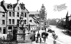 The Cross Well 1897, Linlithgow