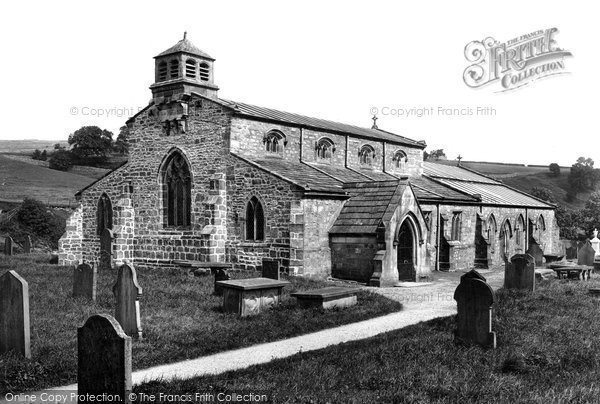 Photo of Linton, Church Of St Michael And All Angels 1900