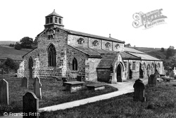 Church Of St Michael And All Angels 1900, Linton