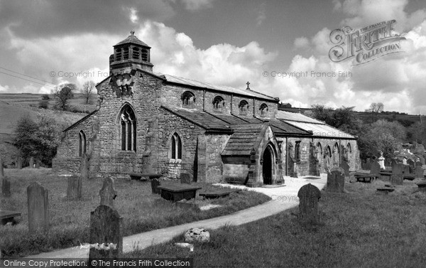 Photo of Linton, Church Of St Michael And All Angels c.1959