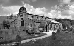 Church Of St Michael And All Angels c.1959, Linton