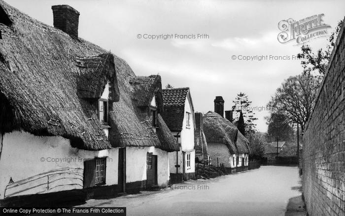 Photo of Linton, Green Lane c.1955