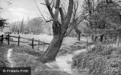 Grip Meadows c.1955, Linton