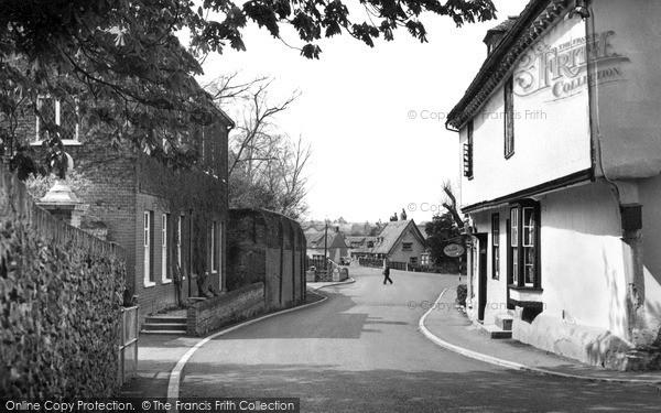 Photo of Linton, High Street c.1955