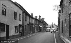 Linton, High Street c.1955