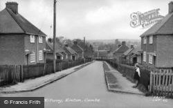 Hillway c.1955, Linton