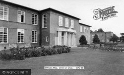 Linton-on-Ouse, Officers Mess c.1965