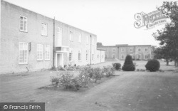 Linton-on-Ouse, The RAF Base c.1965