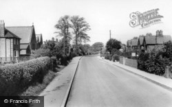 Linton-on-Ouse, The Village c.1955