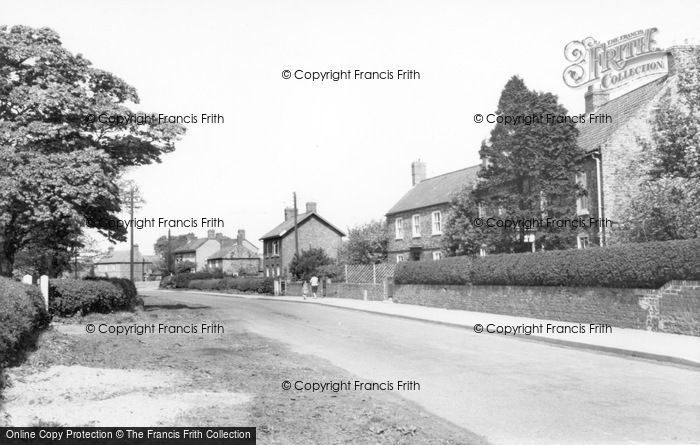 Photo of Linton On Ouse, The Village c.1960