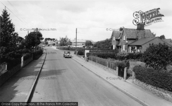 Photo of Linton On Ouse, The Village c.1965