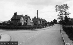 Linton-on-Ouse, The Village c.1965