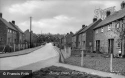 Rivey Close c.1955, Linton