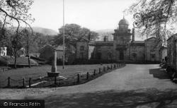 The Almshouses c.1955, Linton