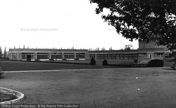 Photo of Linton, the College c1955