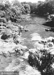 The Falls c.1950, Linton