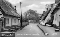 The Grip c.1955, Linton