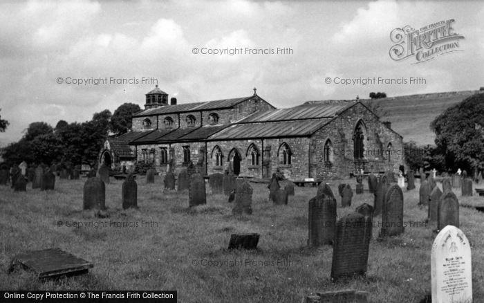 Photo of Linton, The Parish Church c.1955