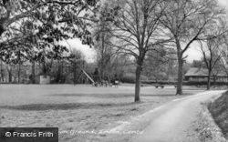 The Recreation Ground 1955, Linton